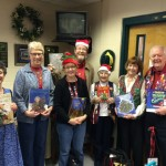 BookPALS Group Read at Union Park Elementary