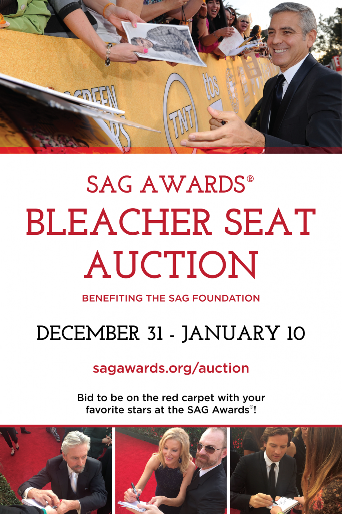 Bleacher Seat Auction