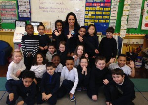 CBS Boston's Bree Sison Helps Kick-Off National 'Read to Me' Literacy Initiative
